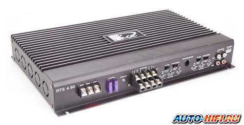 4-канальный усилитель Kicx RTS