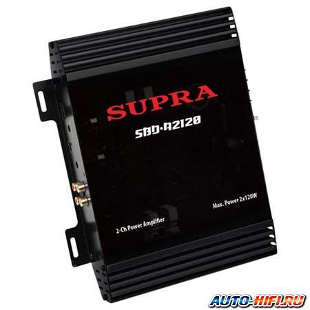 Информация о Supra SBD-A2120