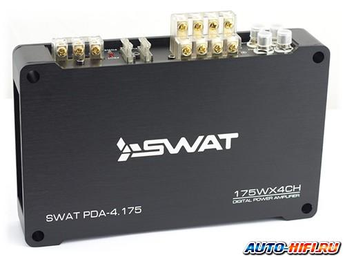Автомобильный усилитель Swat PDA 4.175 - фото 4