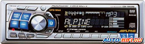Автомагнитола Alpine CDA-9812RB