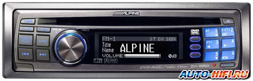 Автомагнитола Alpine DVI-9990R
