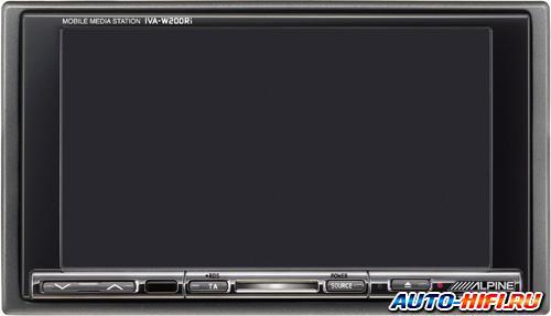 Автомагнитола Alpine IVA-W200Ri