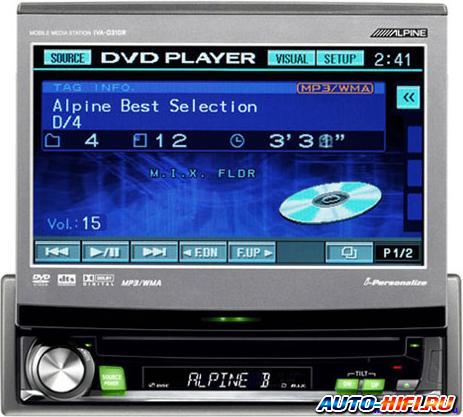 Автомагнитола Alpine IVA-D310R