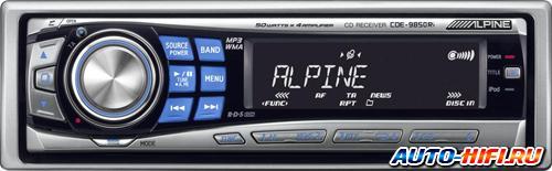 Автомагнитола Alpine CDE-9850Ri