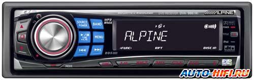 Автомагнитола Alpine DVA-9861Ri