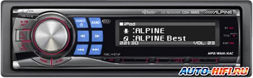 Автомагнитола Alpine CDA-9885R