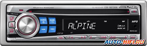 Автомагнитола Alpine CDE-9873RB