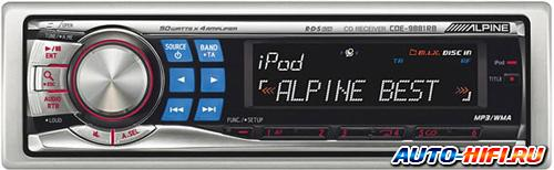 Автомагнитола Alpine CDE-9881RB