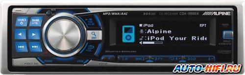Автомагнитола Alpine CDA-9886R