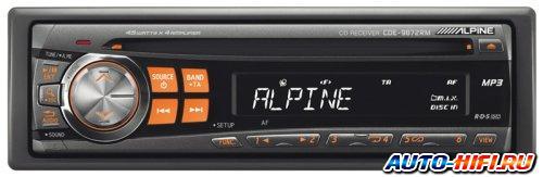 Автомагнитола Alpine CDE-9872RM