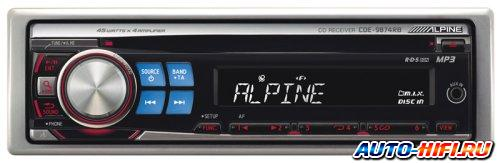 Автомагнитола Alpine CDE-9874RB