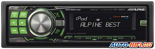 Автомагнитола Alpine CDE-9880R