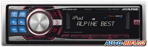 Автомагнитола Alpine CDE-9882Ri