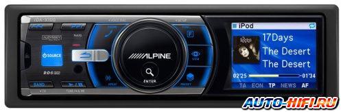 Автомагнитола Alpine iDA-X100