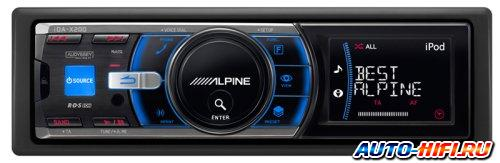 Автомагнитола Alpine iDA-X200