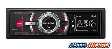 Автомагнитола Alpine iDA-X301RR