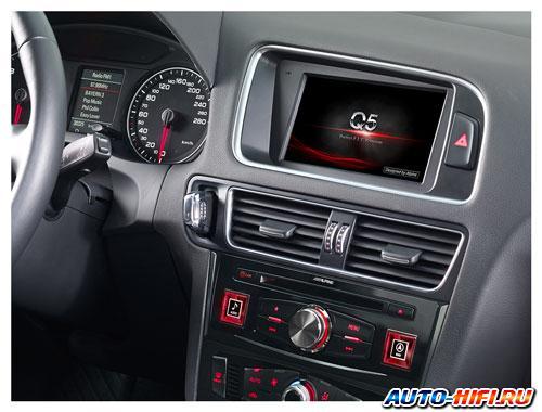 Автомагнитола Alpine X701D-Q5