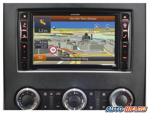 Автомагнитола Alpine X800D-S906