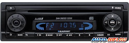 Автомагнитола Blaupunkt SanDiego CD32