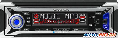 Автомагнитола Blaupunkt SantaCruze MP34