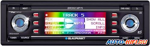 Автомагнитола Blaupunkt Bronx MP75