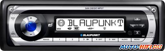 Автомагнитола Blaupunkt San Diego MP27