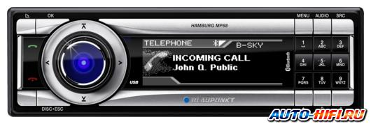 Автомагнитола Blaupunkt Hamburg MP68