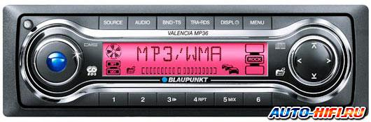 Автомагнитола Blaupunkt Key West MP-36