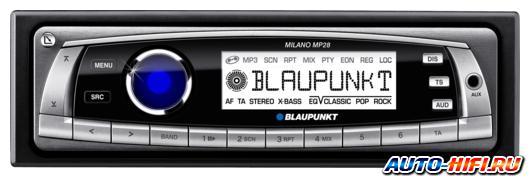 Автомагнитола Blaupunkt Milano MP28