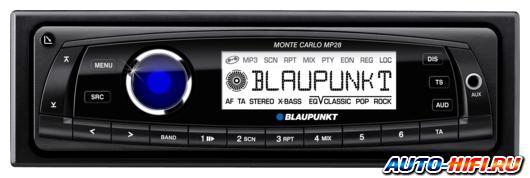 Автомагнитола Blaupunkt Monte Carlo MP28