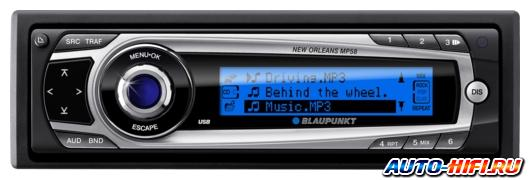 Автомагнитола Blaupunkt New Orleans MP58