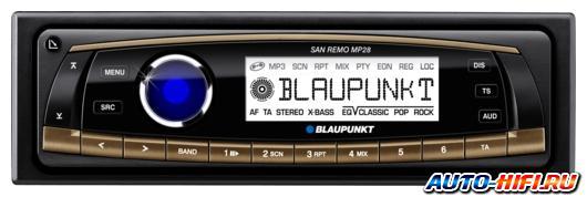 Автомагнитола Blaupunkt San Remo MP28