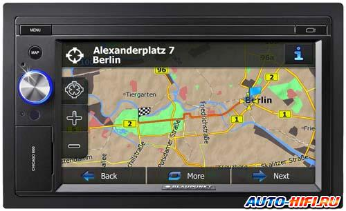 Автомагнитола Blaupunkt Chicago 600