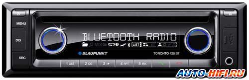 Автомагнитола Blaupunkt Toronto 420 BT