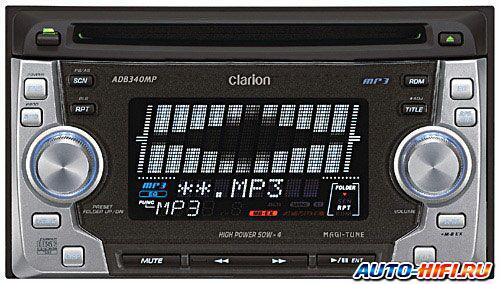 Автомагнитола Clarion ADB340MP