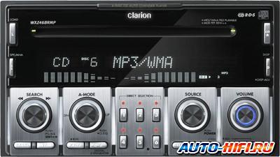 Автомагнитола Clarion WXZ468RMP