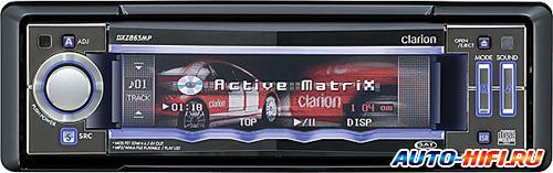 Автомагнитола Clarion DXZ865MP