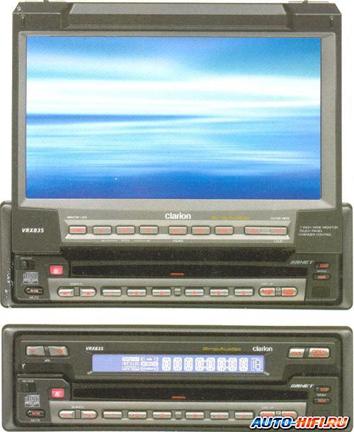 Автомагнитола Clarion VRX835