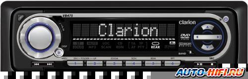 Автомагнитола Clarion VB475