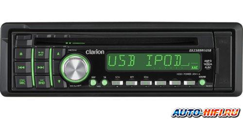 Автомагнитола Clarion DXZ389RGUSB