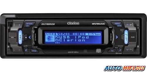 Автомагнитола Clarion DXZ788RUSB