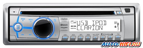 Автомагнитола Clarion M303