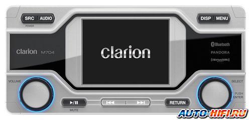 Морская магнитола Clarion M704