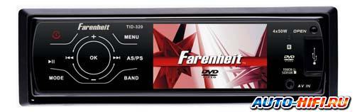 Автомагнитола Farenheit TID-320
