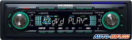 Автомагнитола Hyundai H-CMD7076