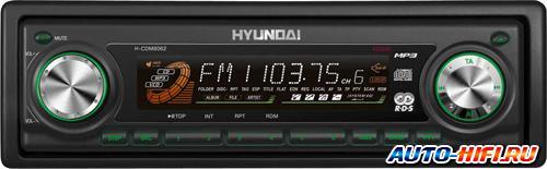 Автомагнитола Hyundai H-CDM8062