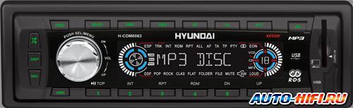 Автомагнитола Hyundai H-CDM8063