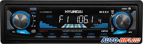 Автомагнитола Hyundai H-CDM8070