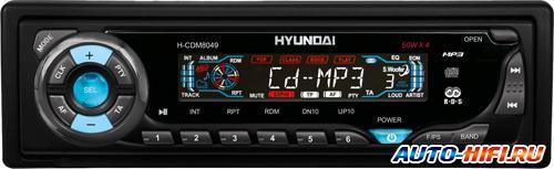 Автомагнитола Hyundai H-CDM8049