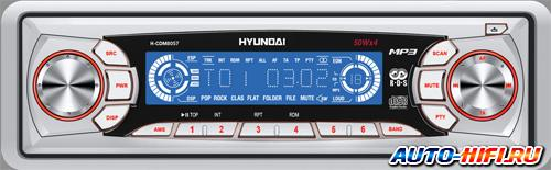 Автомагнитола Hyundai H-CDM8057